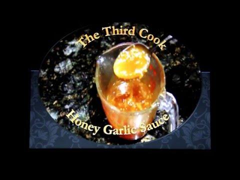 HONEY GARLIC SAUCE FOR WINGS 2