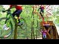 SEND IT!! DH Mountain Biking at Mountain Creek Bike Park with RGMTB