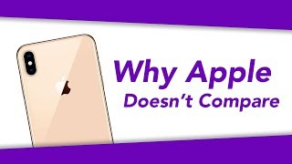 Why Apple doesn't talk about competitors