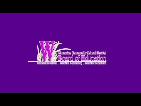 WCSD BOE Meeting February 12, 2018