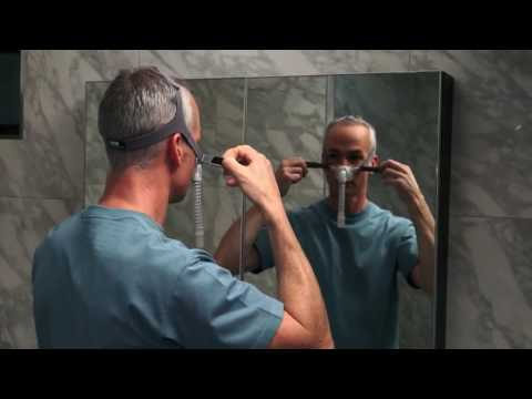 Fitting Your Pilairo Q CPAP Nasal Mask by Fisher Paykel