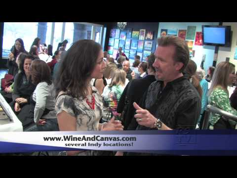 RSTV: Wine & Canvas - Indianapolis