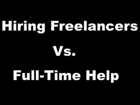 Freelancers vs. Full Time Employees