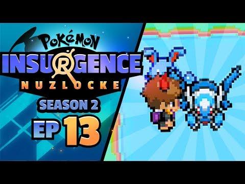 DO NOT ANGER THIS THING... - Pokémon Insurgence Nuzlocke (Episode 13)