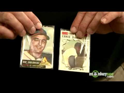 Collecting Cards - Determining the Value of a Vintage Sports Card Collection