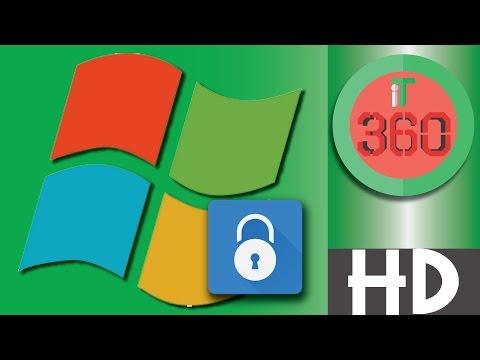 How to set , change or remove windows PC password [Bangla]