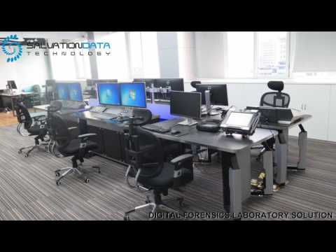 Digital Forensics Laboratory Overview 1