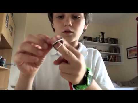 How to make a loom band pencil grip