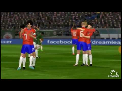Chile Vs Saudi Arabia (Dream League Soccer 2016)