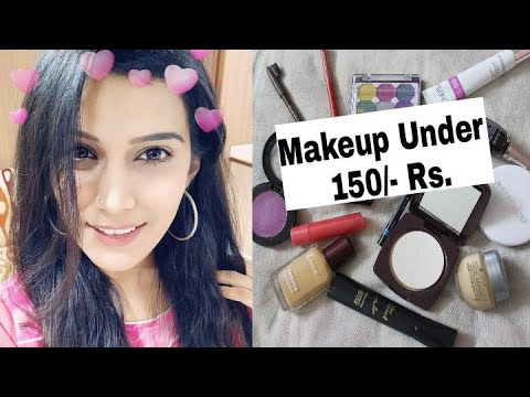 Beginners Makeup Kit Under 150/- Rs| Nykaa Sale| Super Style tips
