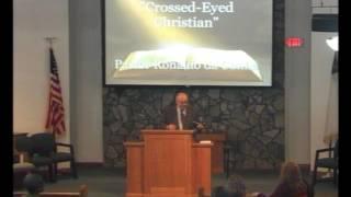 """crossed-eyed Christian""- Pastor Da Cunha"