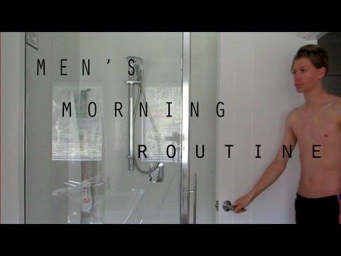 Men's Morning Routine | Men's Grooming | Zac Macfarlane