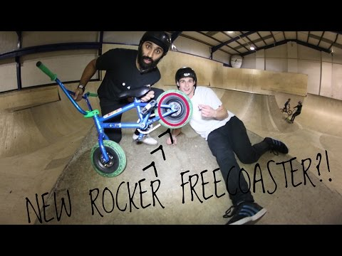 ROCKER BMX FREECOASTER