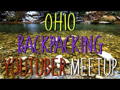 Ohio Backpacking YouTube Meetup
