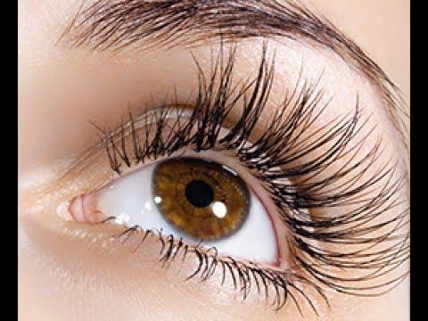 How To Grow MASSIVE Eyelashes FAST!!!!!!