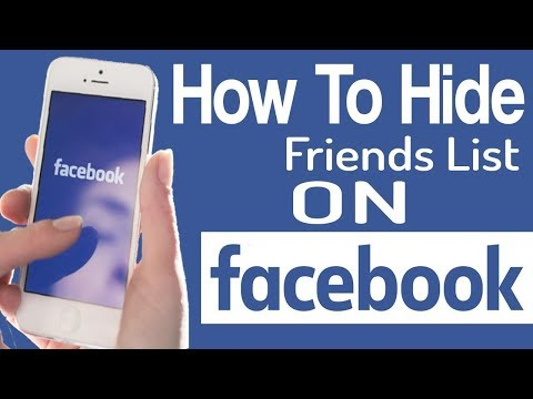 How to Hide Friends List on Facebook on Mobile & PC Easily [Hindi]