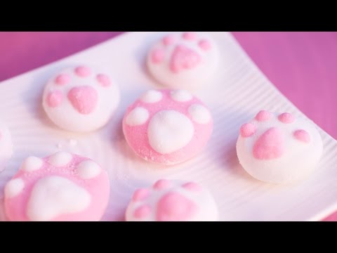 Cat Paw Marshmallow/猫爪棉花糖