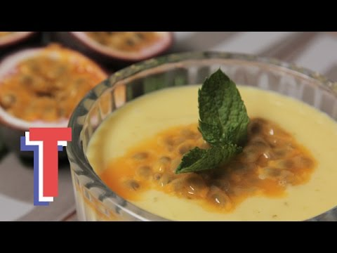 Coconut Panna Cotta: Sweet Treats 3