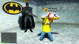 BATMAN entführt mich in GTA 5 RP!