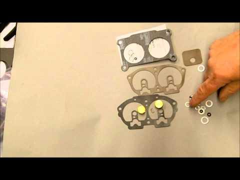 Yamaha Outboard Motor Carburetor Kit K6141