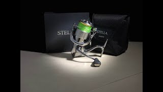 Shimano Stella Millennium Edition 2500-ss - PakVim net HD