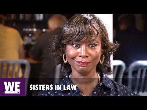 Sisters In Law | The Dating Queen Plays Matchmaker for Vivian | WE tv