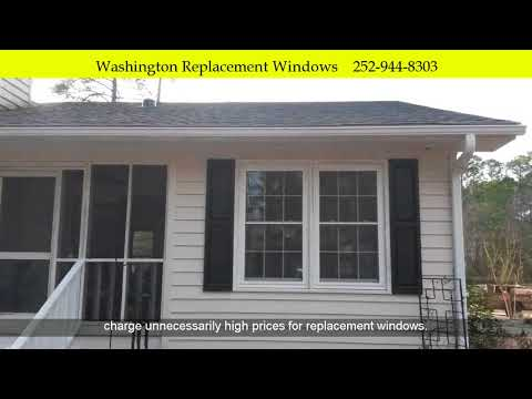 Replacement Windows Winterville NC | New Windows Contractor Winterville NC