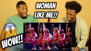 Download Little Mix – Woman Like Me ft. Ms Banks (Live at The BRIT Awards 2019) REACTION!!