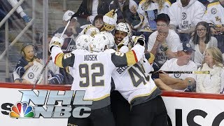 Golden Knights top Jets to reach Stanley Cup Final I NHL I NBC Sports