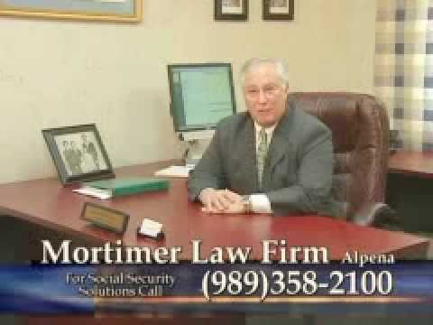 Social Security Disability Attorney (Northern Michigan)
