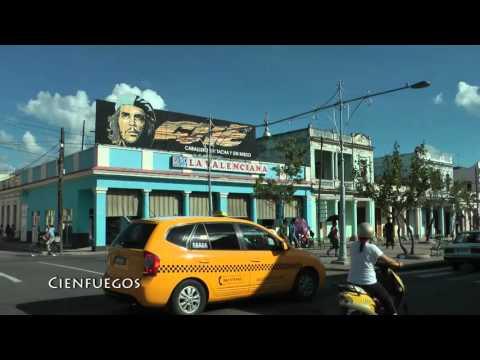 Cuba -  A trip from Santiago de Cuba to Havana