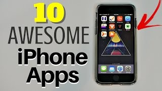 10 Useful iPhone Apps You Should Download Now