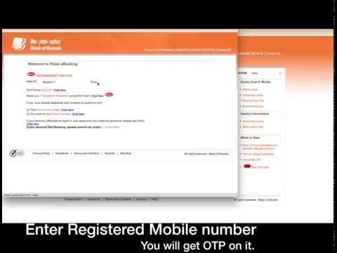 How to Unblock Bank of Baroda Net banking account?