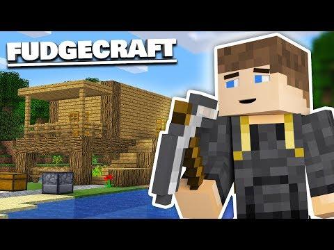 Xxx Mp4 BUILDING MY STARTER HOUSE Fudgecraft Survival 1 Minecraft 3gp Sex