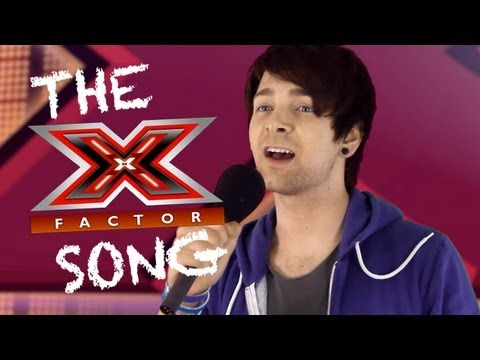 The X Factor Song - X Factor The Musical (I Can't Sing)