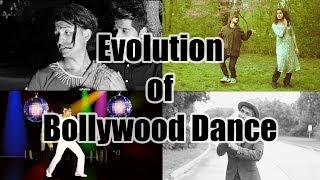Evolution of Bollywood Dance - DhoomBros