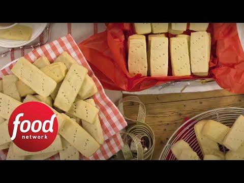 Easy, Classic Shortbread   Food Network