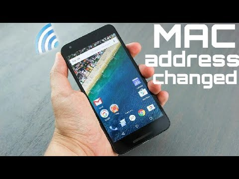 How to change Mac address of any Android phone