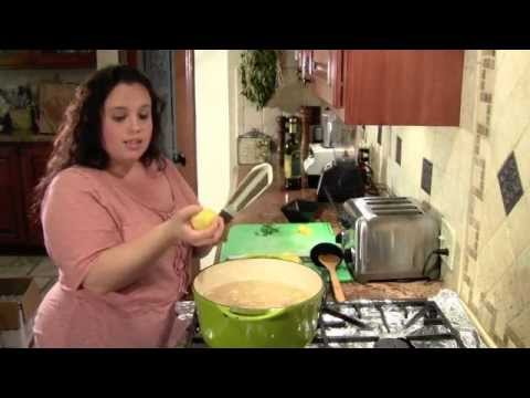 How to Make Chicken Soup (With Lemon & Barley)
