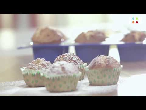 Berries And Oat Walnut Muffins | Go Healthy | Chef Harpal Singh Sokhi | FoodFood