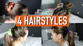 Stupendous How To Do Gymnastics Hairstyles For Short Hair Short Hairstyles For Black Women Fulllsitofus