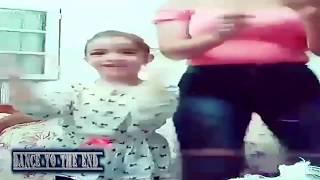 رقص منازل من بنات