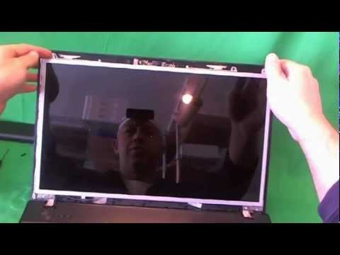 Acer Aspire 7551 Laptop Screen Replacement Procedure