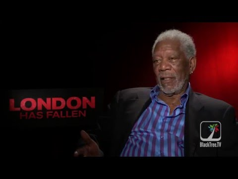 Morgan Freeman talks about the WHOLE entertainment industry.