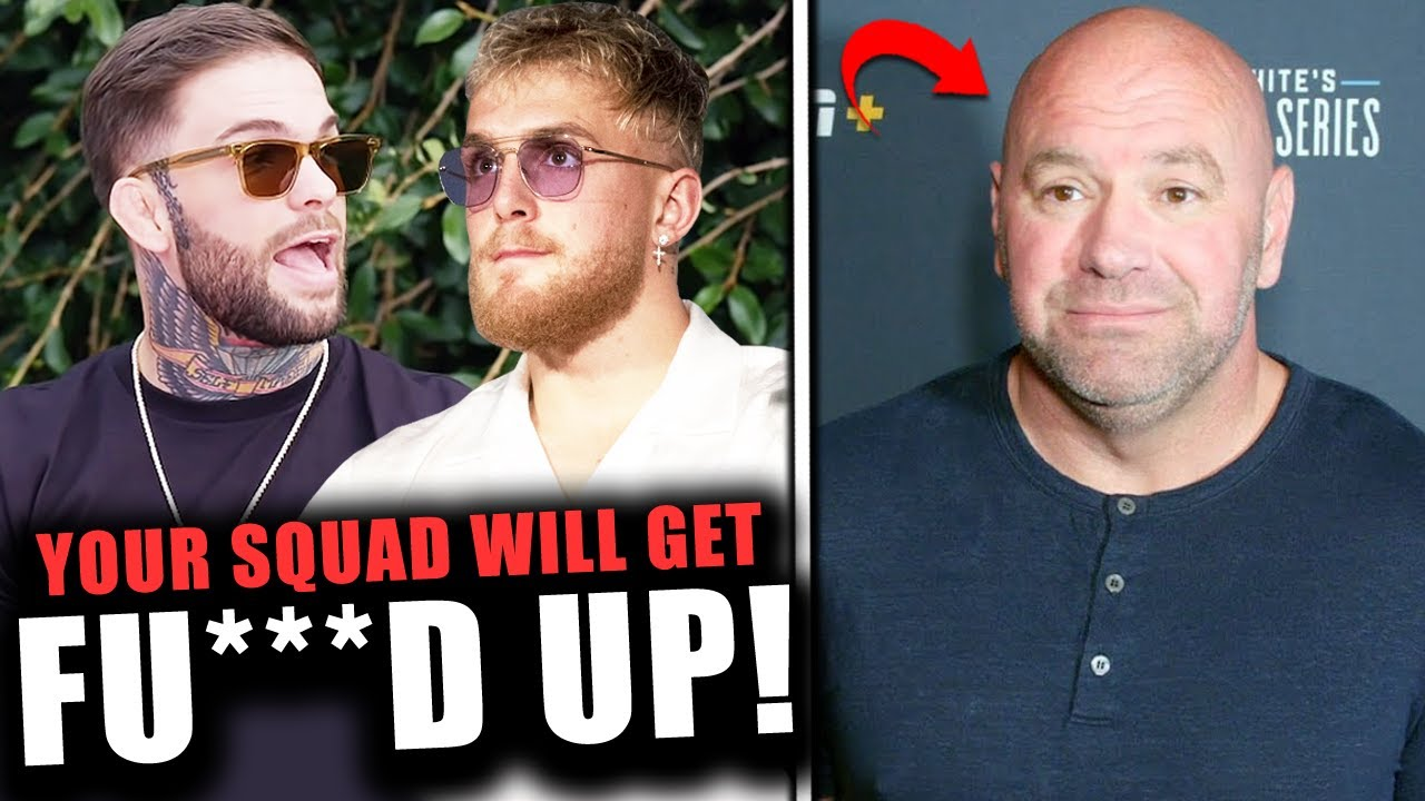 Cody Garbrandt Threatens Jake Paul for calling out DC! Dana White, Gaethje roasts Conor McGregor