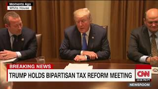Trump promises tax reforms will not benefit the rich