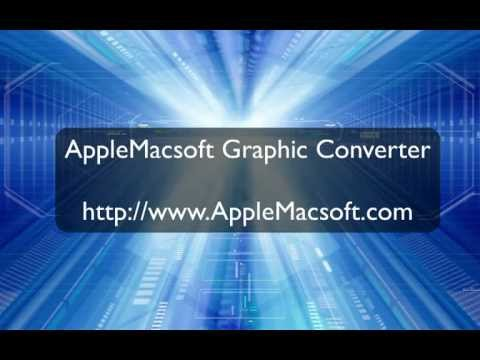Graphic Converter for Mac, Mac Graphic Converter, batch image converter and photo resizer
