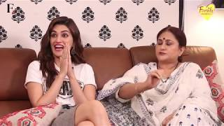 FAMILY MATTERS with Kriti Sanon
