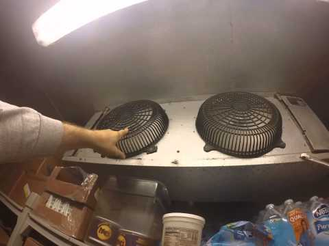 Walk in cooler not working part 1