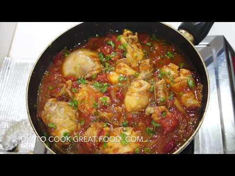 Easy Mexican Chicken Stew Recipe - Chicken Stew - Spicy Chicken Stew